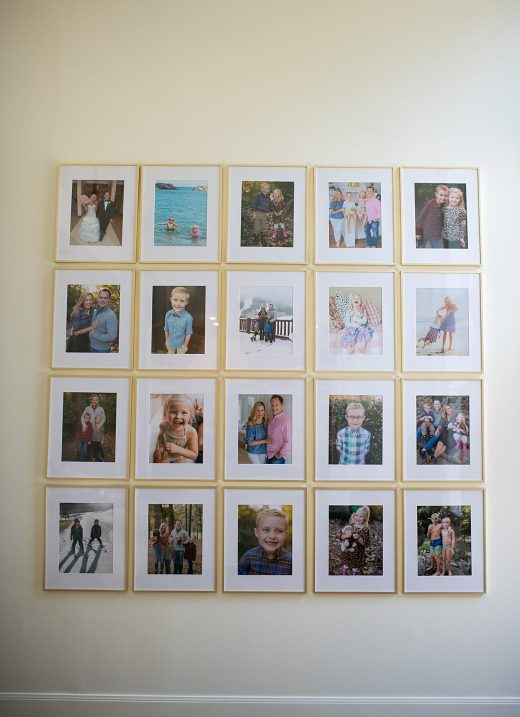 Affordable Gallery Wall Ideas featured by popular Houston lifestyle blogger, Fancy Ashley