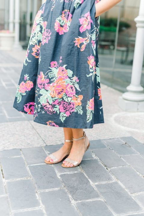 1901, new Nordstrom brand featured by popular Houston fashion blogger, Fancy Ashley