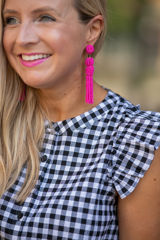 Super Cute Summer Dresses featured by popular Houston fashion blogger, Fancy Ashley