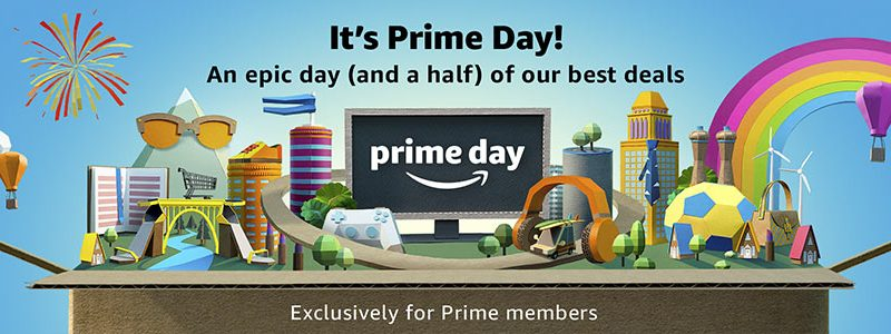 The Best Amazon Prime Day Sale Deals