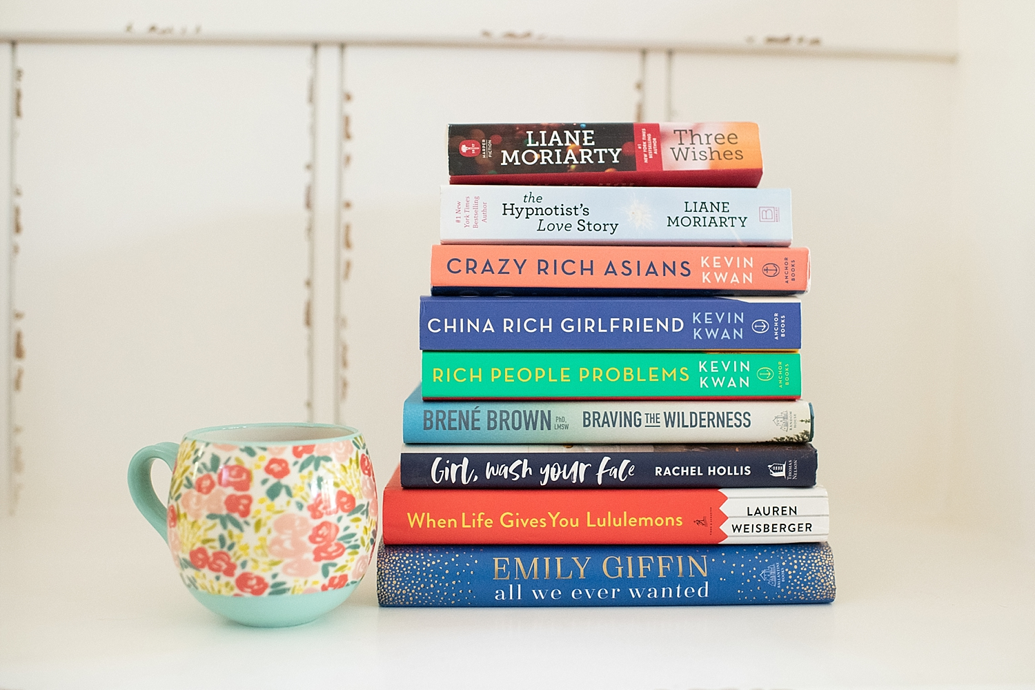 Fall Reading List: the best books to read featured by popular Houston life and style blogger, Fancy Ashley
