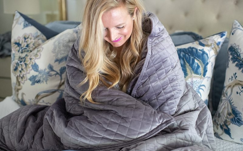 Why I Love my Weighted Blanket