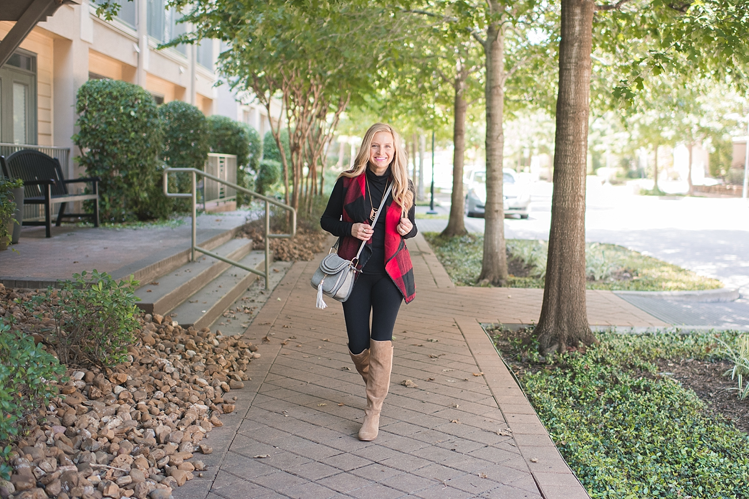 Amazon Fashion Haul: 2 Chic Outfit Ideas featured by top Houston fashion blog, Fancy Ashley