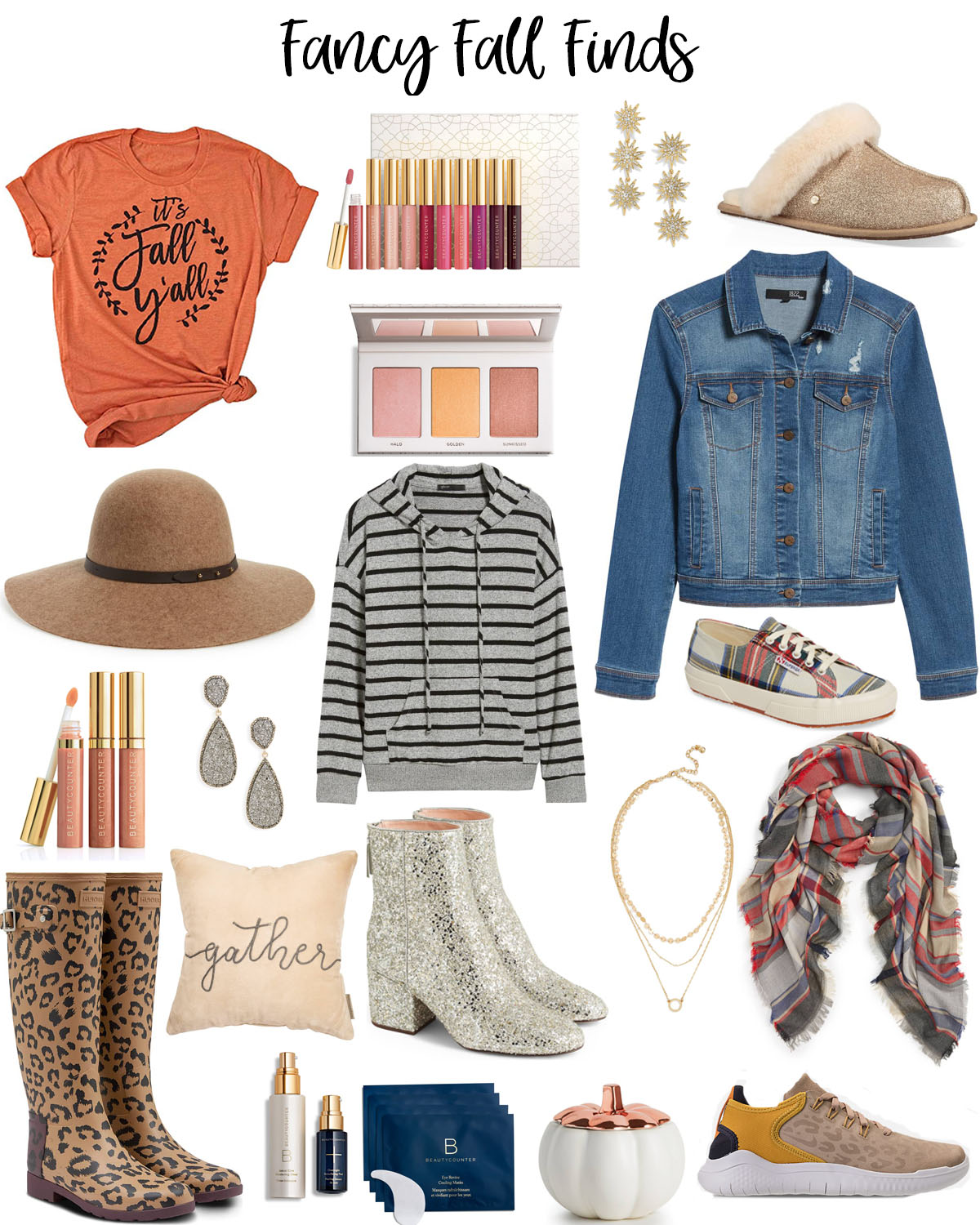 Fancy Fall Favorites featured by top Houston fashion blog, Fancy Ashley