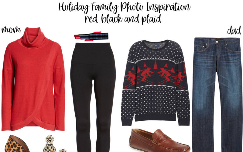 Fun Holiday Family Photo Ideas
