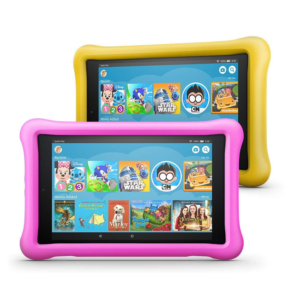 The Ultimate Cyber Monday Shopping Deals featured by top Houston life and style blogger, Fancy Ashley: kids fire tablet