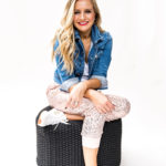 The Latest Nordstrom Collection: Gibson x Glam Collection featured by top Houston fashion blog, Fancy Ashley