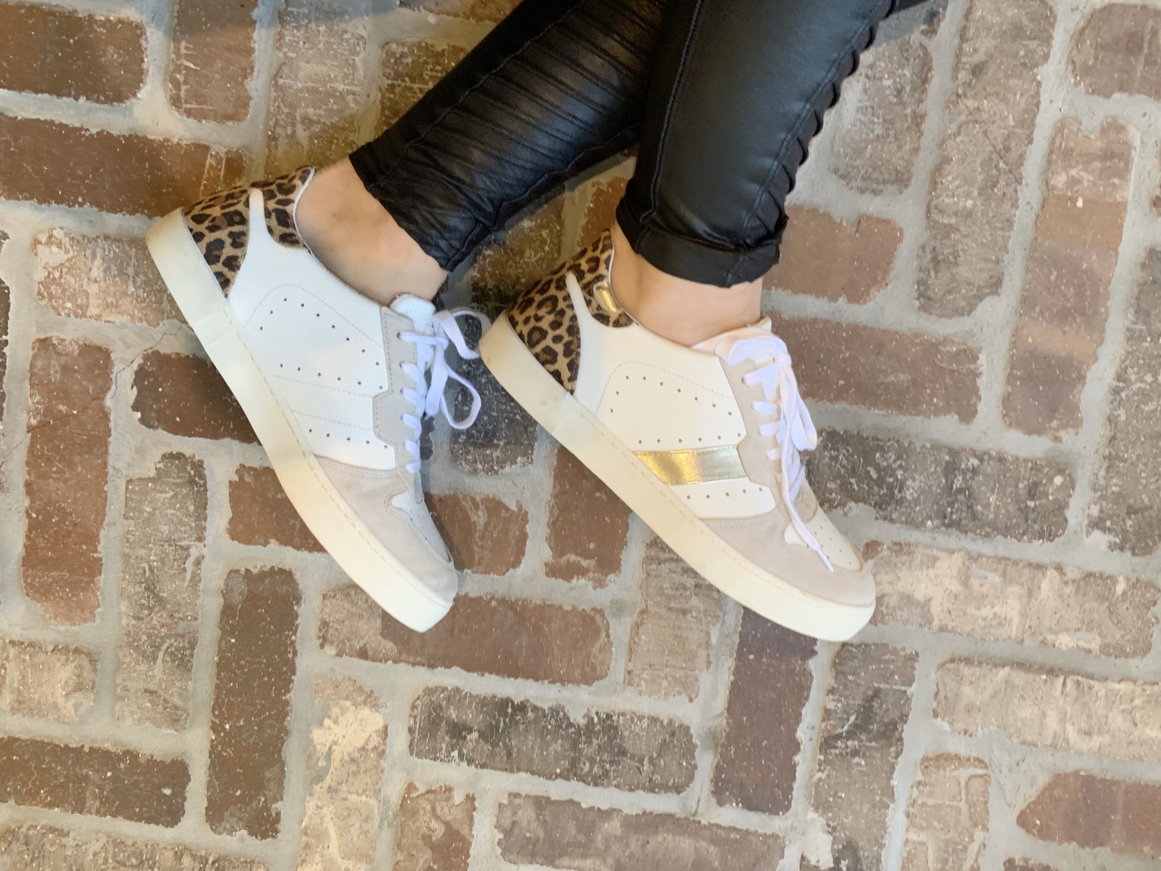 Current Favorites featured by top life and style Houston blogger, Fancy Ashley: POP sneakers