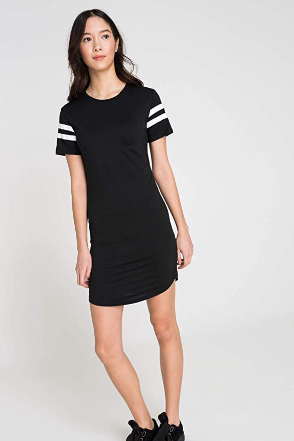 Amazon Fashion Sale: Day of Deals Top Picks featured by top Houston fashion blogger, Fancy Ashley: image of a J.Crew tshirt dress
