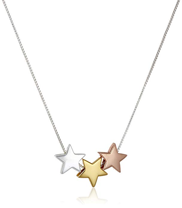 Amazon Fashion Sale: Day of Deals Top Picks featured by top Houston fashion blogger, Fancy Ashley: image of a star necklace