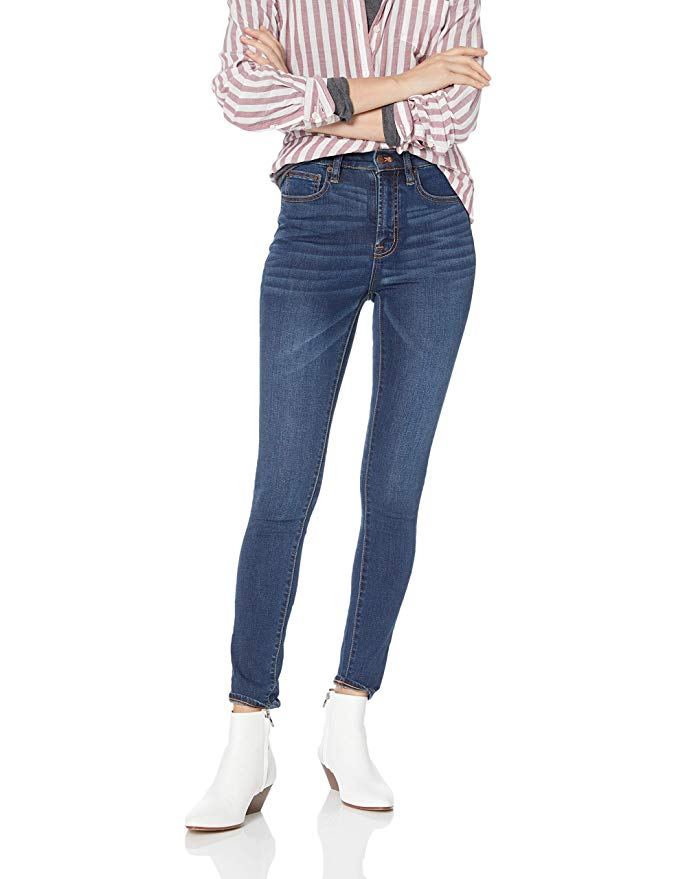 Amazon Fashion Sale: Day of Deals Top Picks featured by top Houston fashion blogger, Fancy Ashley: image of J.Crew Highrise skinny jeans