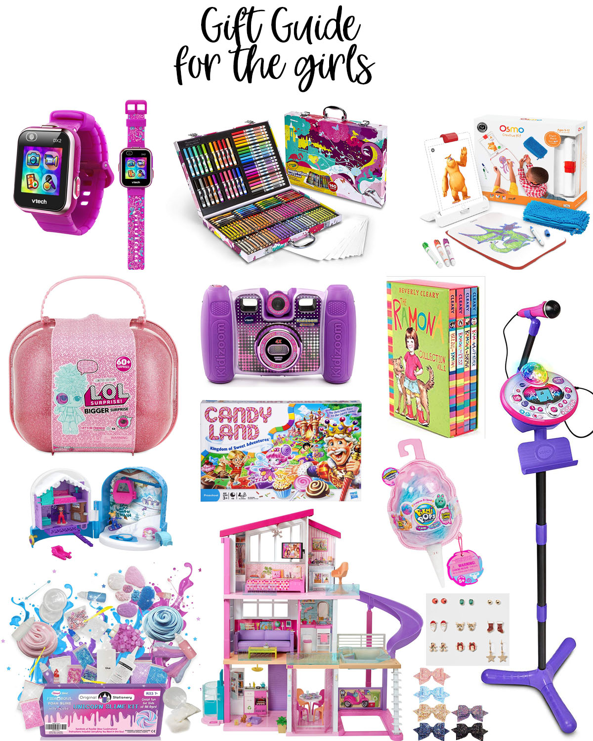 The Best Holiday Gifts for Kids featured by top Houston lifestyle blogger, Fancy Ashley: image of the best Christmas gifts for girls