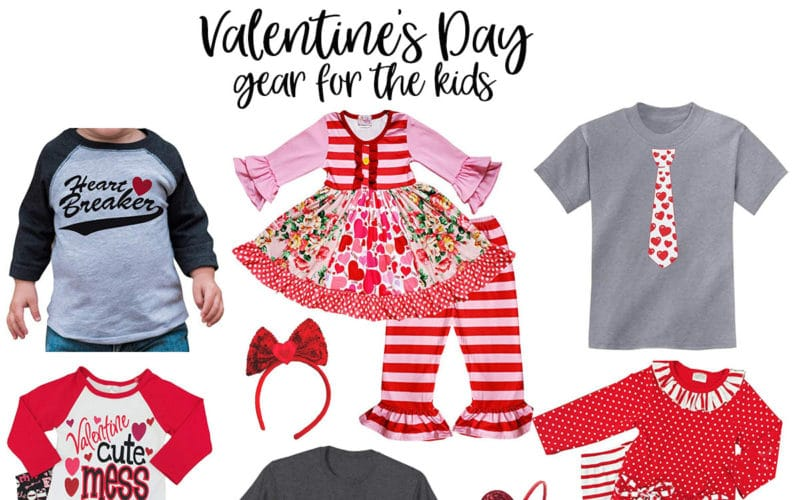 The Best Valentine's Day Gear for Women and Children