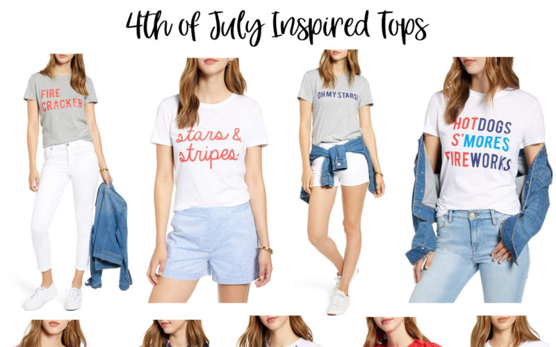 14 Tops to Wear This 4th of July