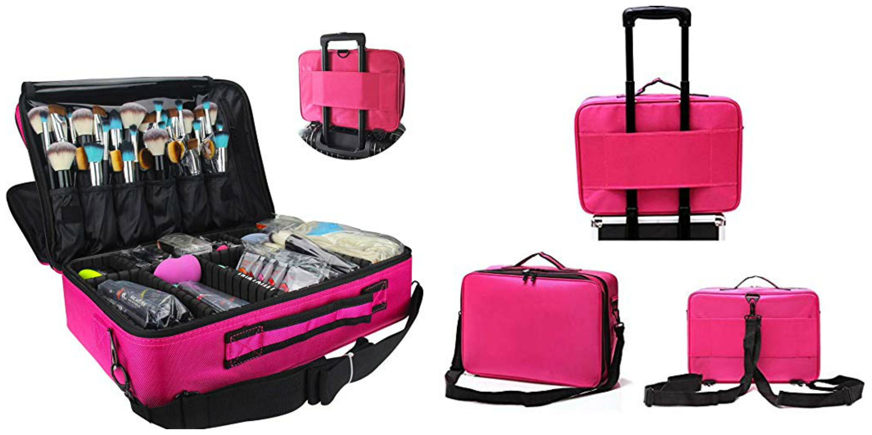 The Best Travel Makeup Bags Fancy Ashley