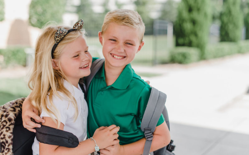 Back to School Outfits For Kids