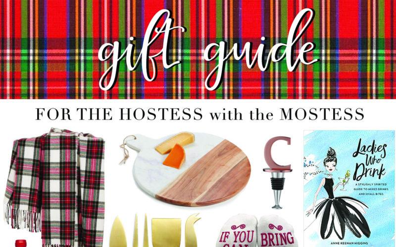 Hostess Gift Guide 2019