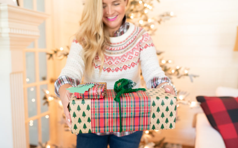 Talbots Video Gift Guide