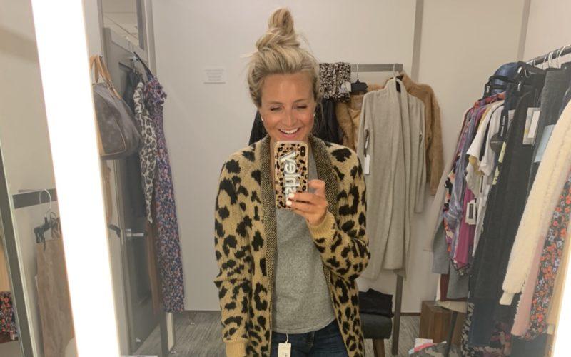 Five Ways to Wear a Leopard Cardigan