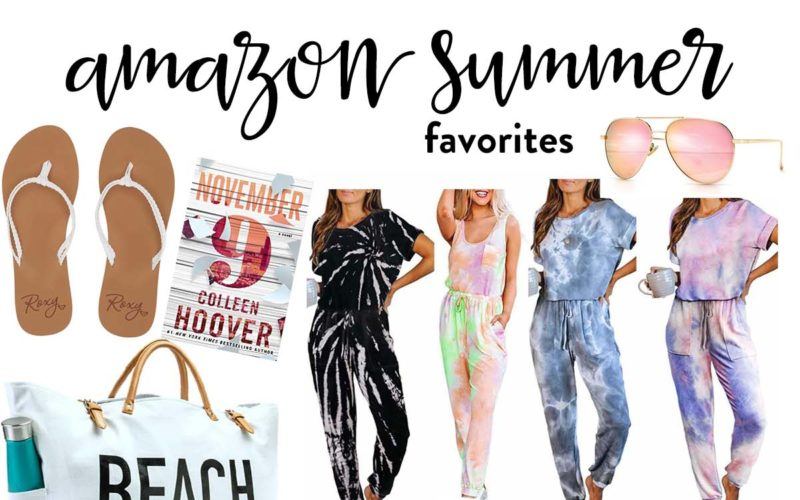 Amazon Summer Favorites