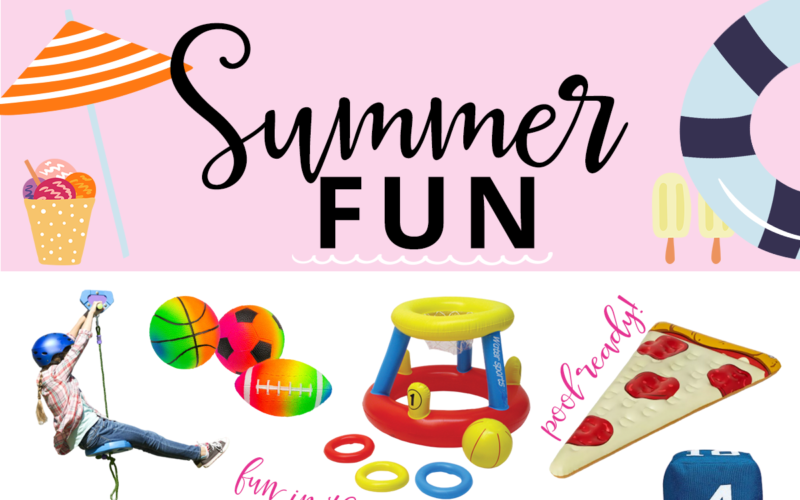 Summer Fun with Zulily