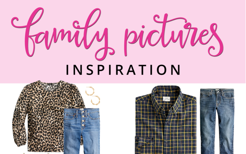 Family Photos Inspiration Boards