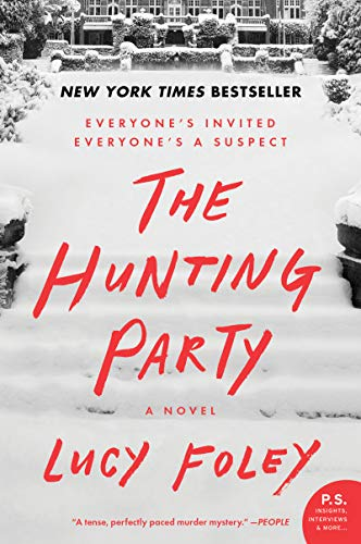 Book Review by popular Houston lifestyle blog, Fancy Ashley: image of the book, The Hunting Party.