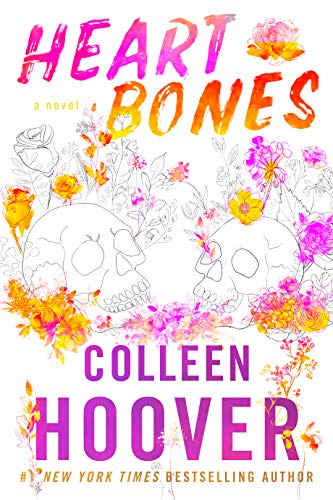 Book Review by popular Houston lifestyle blog, Fancy Ashley: image of the book Heart Bones.